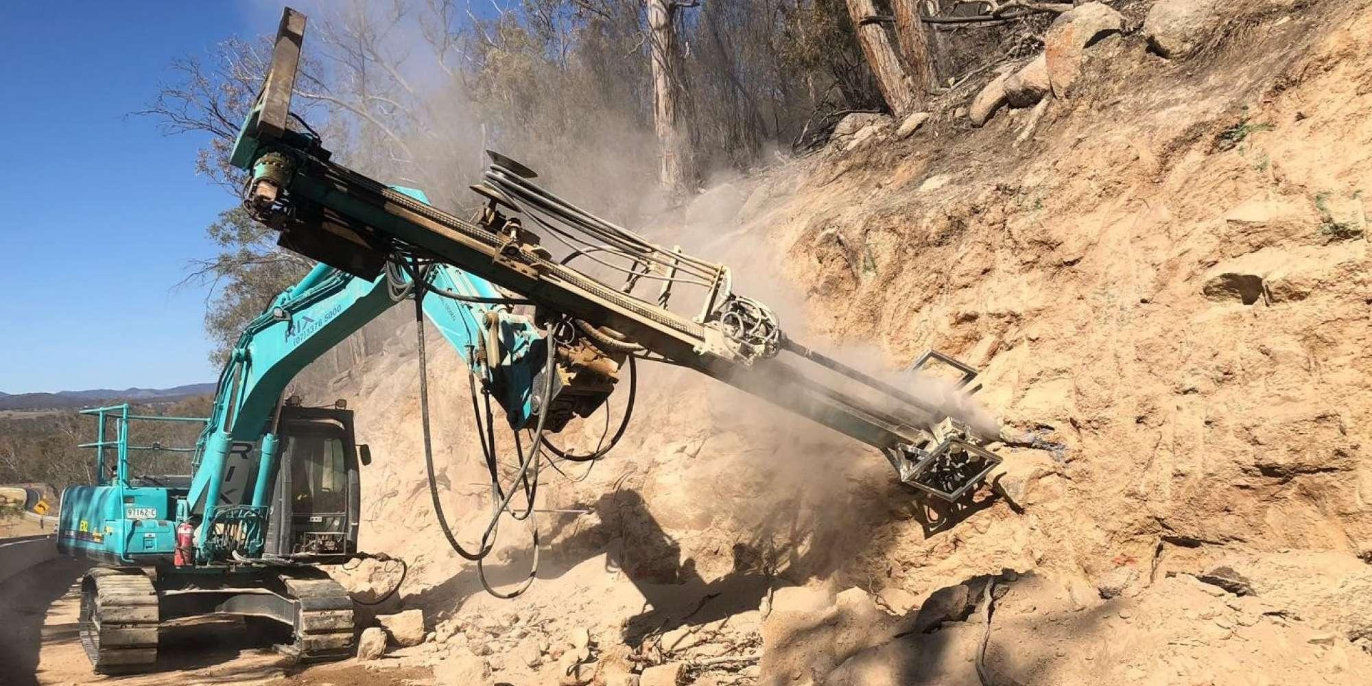 Australian ground engineering solutions