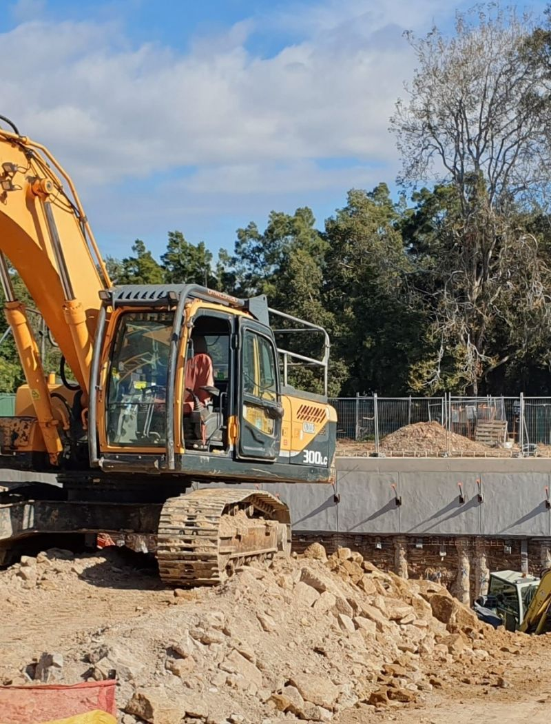 Australian ground engineering solutions including demolition and earthworks