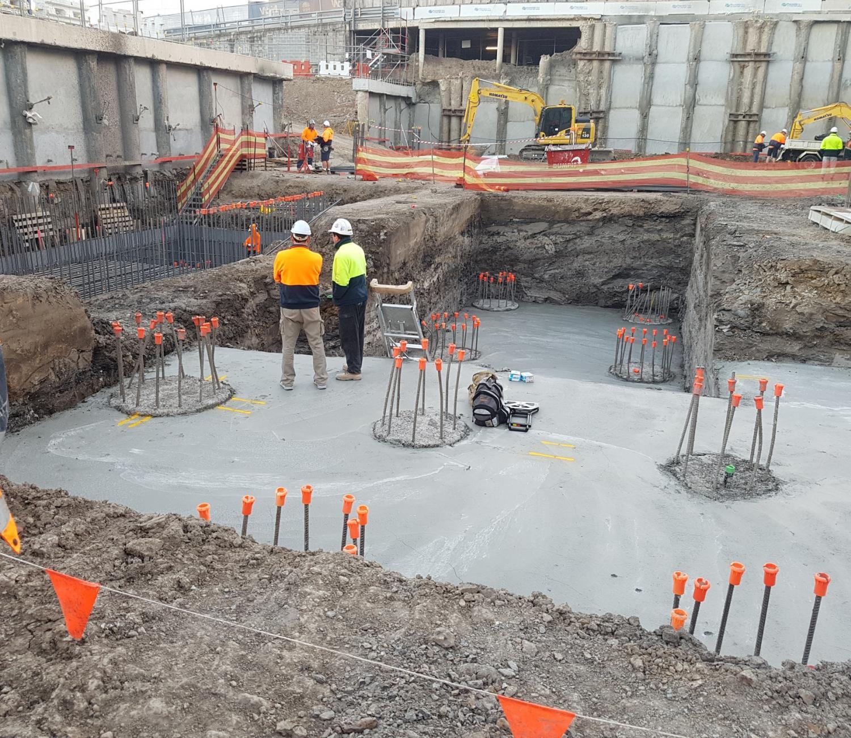 Design & Construct Foundation Piles