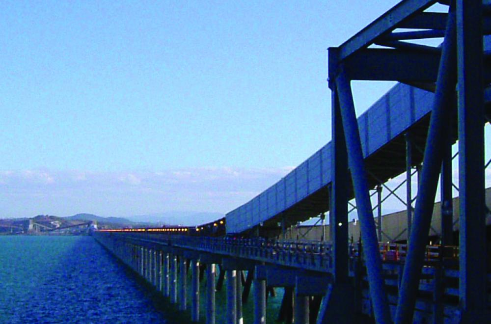 SAFE, FAST & COST EFFECTIVE ACCESS FOR JETTY REPAIRS